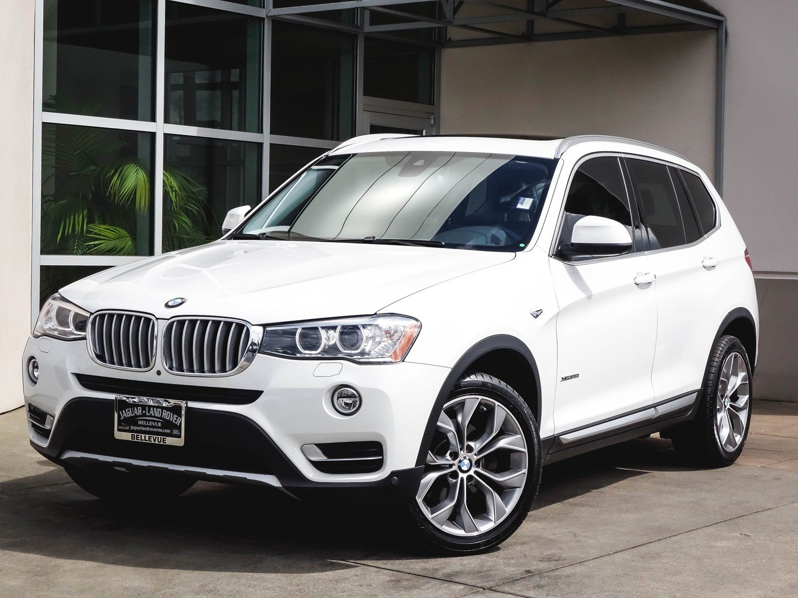pre owned 2017 bmw x3 xdrive35i sport utility in bellevue. Black Bedroom Furniture Sets. Home Design Ideas