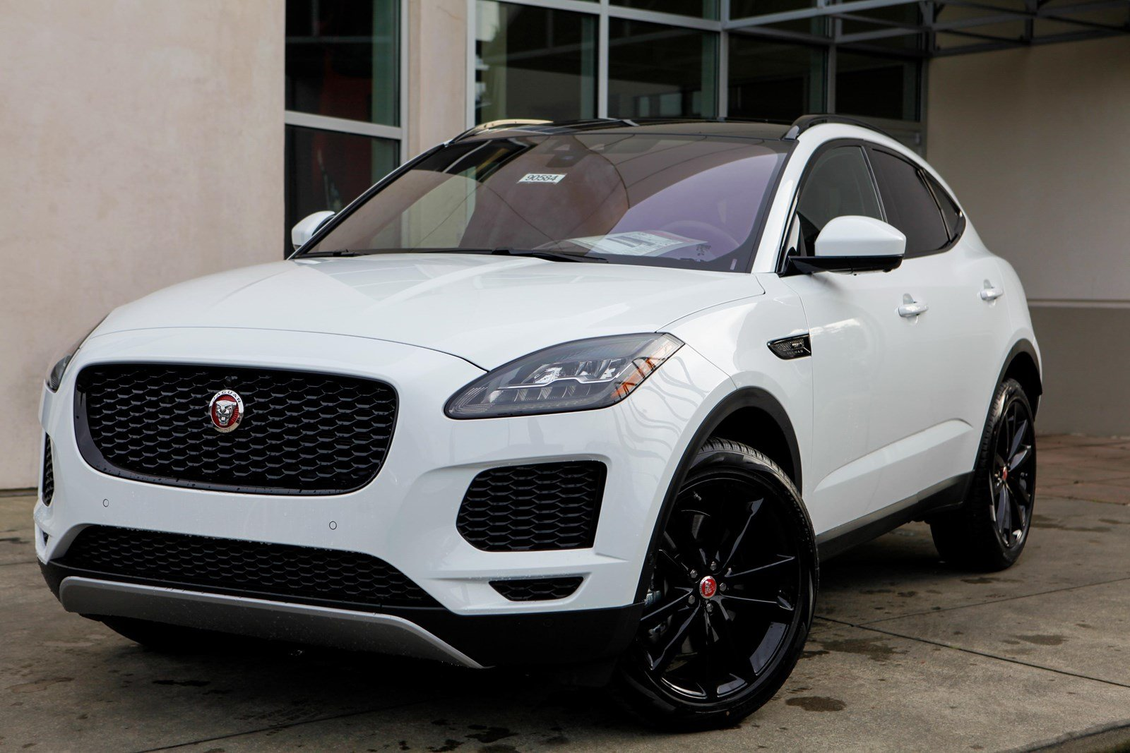 New 2019 Jaguar E Pace Se