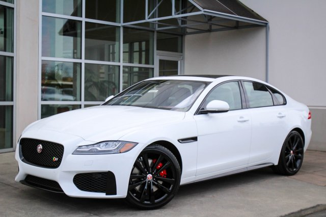 New 2019 Jaguar XF S