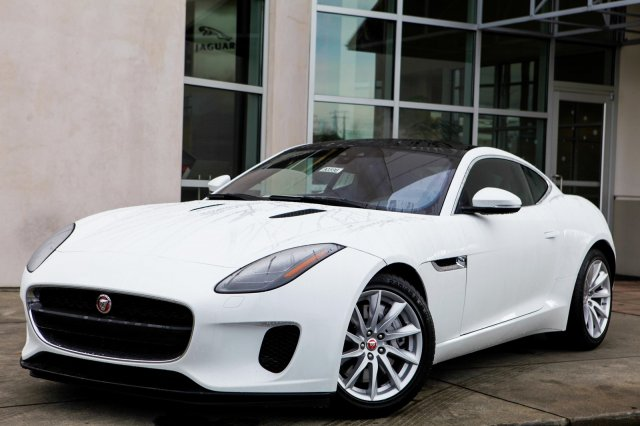 New 2019 Jaguar F Type P340 2dr Car In Bellevue 90598 Jaguar Bellevue