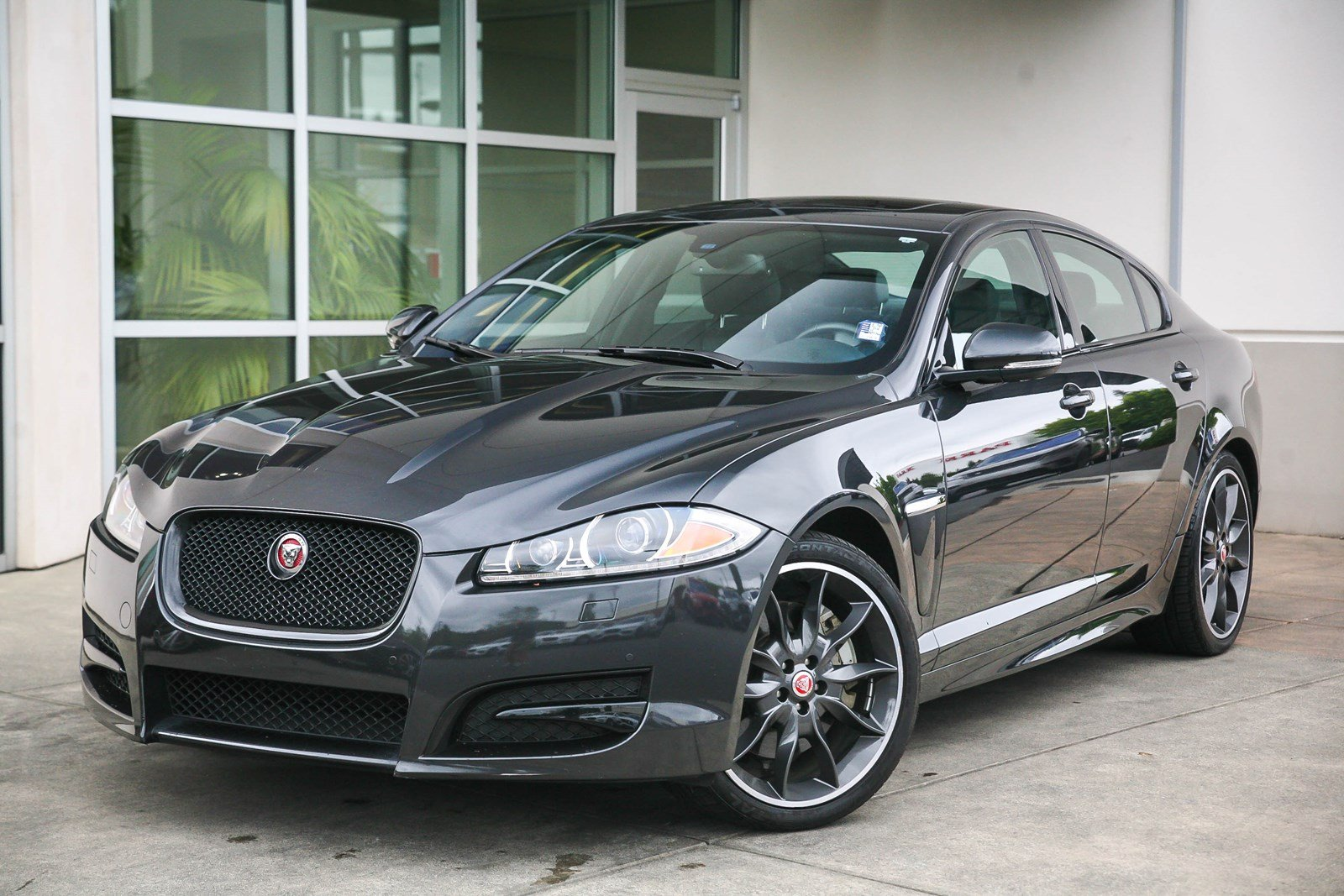 Certified Pre-Owned 2015 Jaguar XF V6 Sport