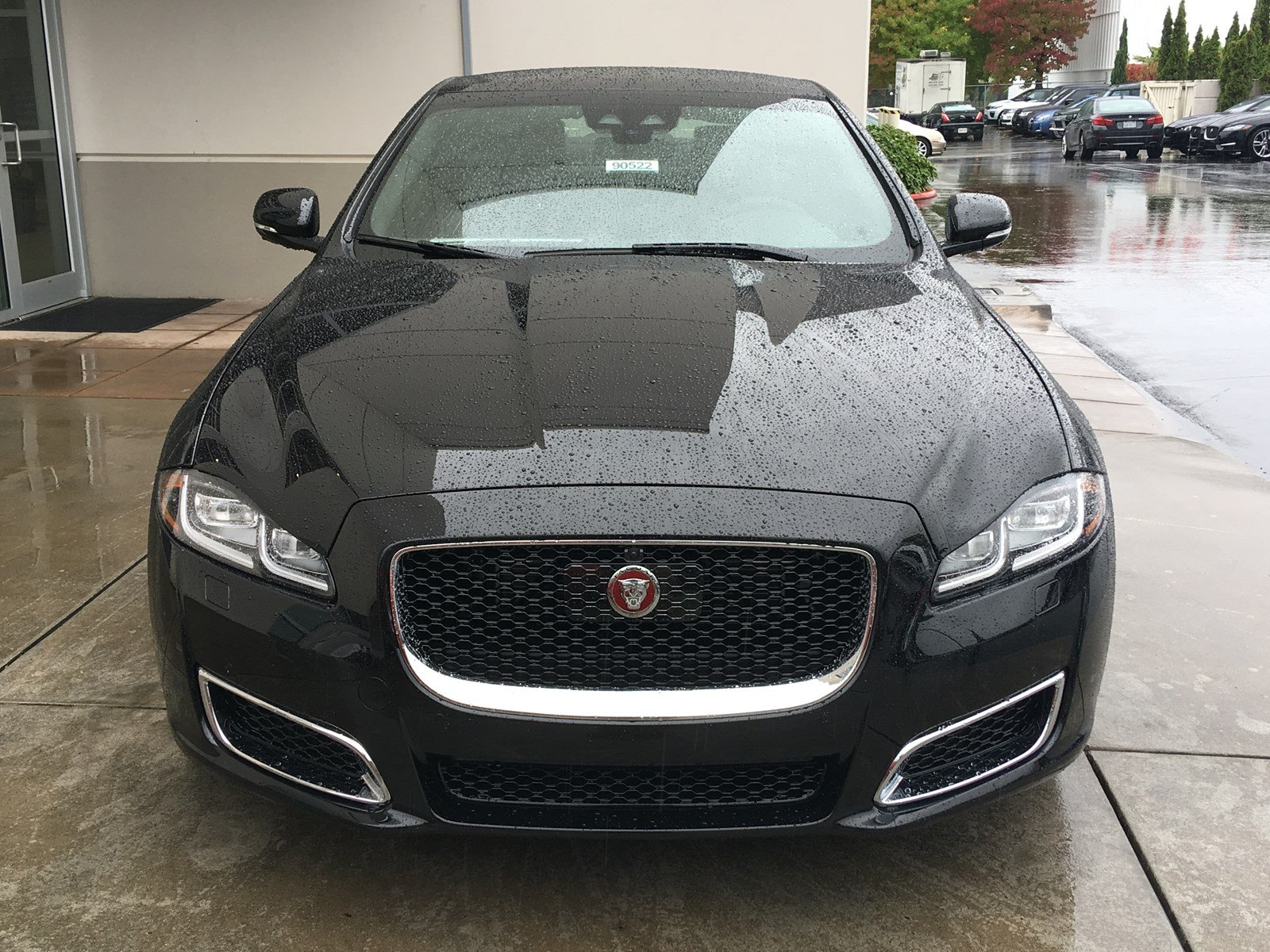 New 2019 Jaguar XJ XJL50 V6 4dr Car in Bellevue