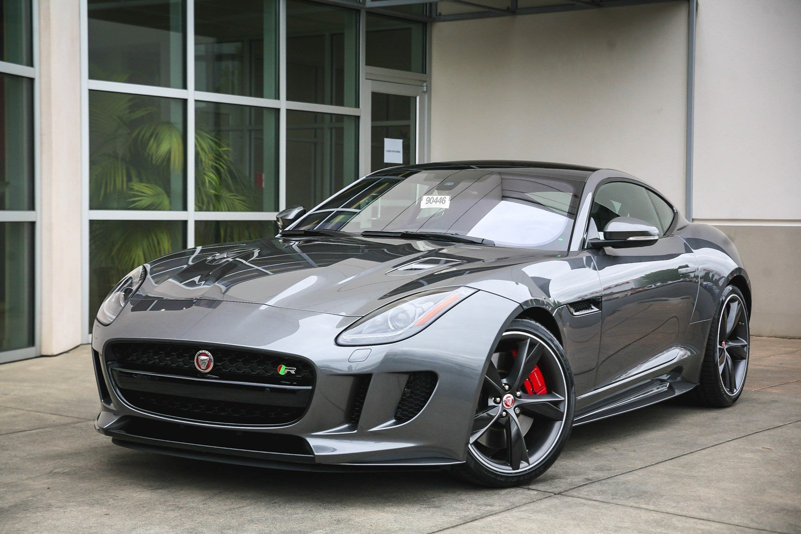 High Quality New 2017 Jaguar F TYPE R