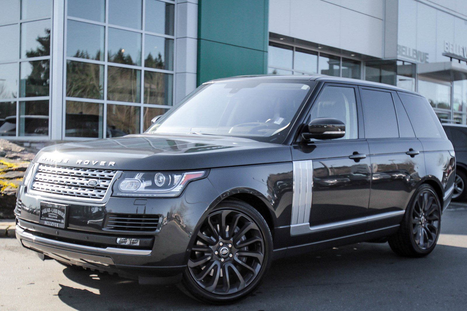 Certified Pre-Owned 2016 Land Rover Range Rover Supercharged