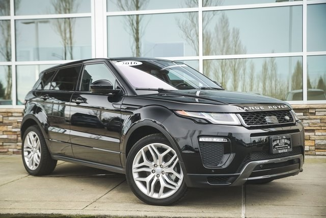 Pre-Owned 2016 Land Rover Range Rover Evoque HSE Dynamic