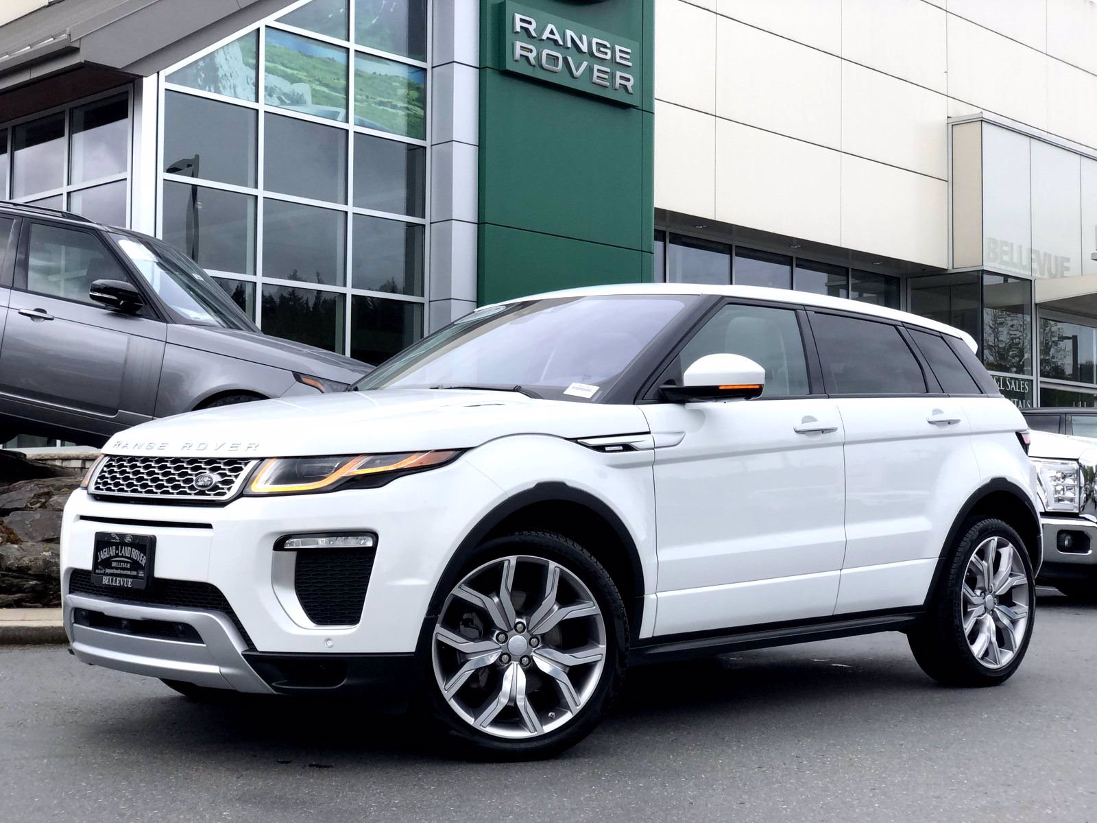 Pre-Owned 2017 Land Rover Range Rover Evoque Autobiography