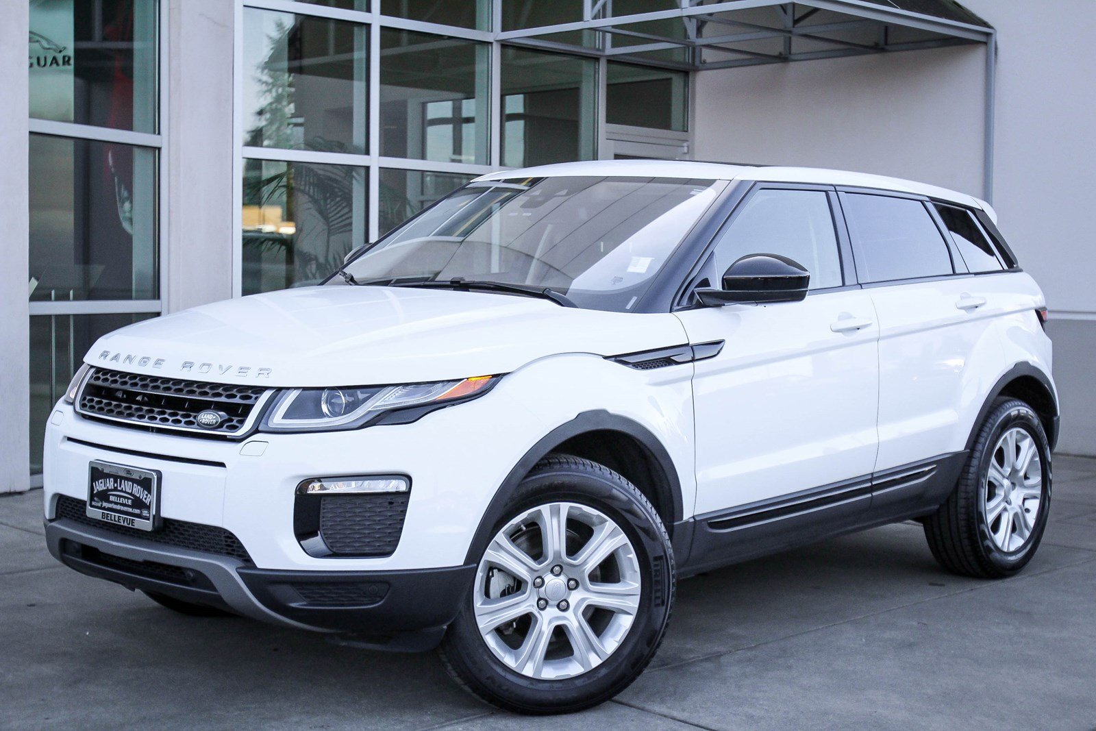 Certified Pre Owned 2017 Land Rover Range Rover Evoque Se Premium