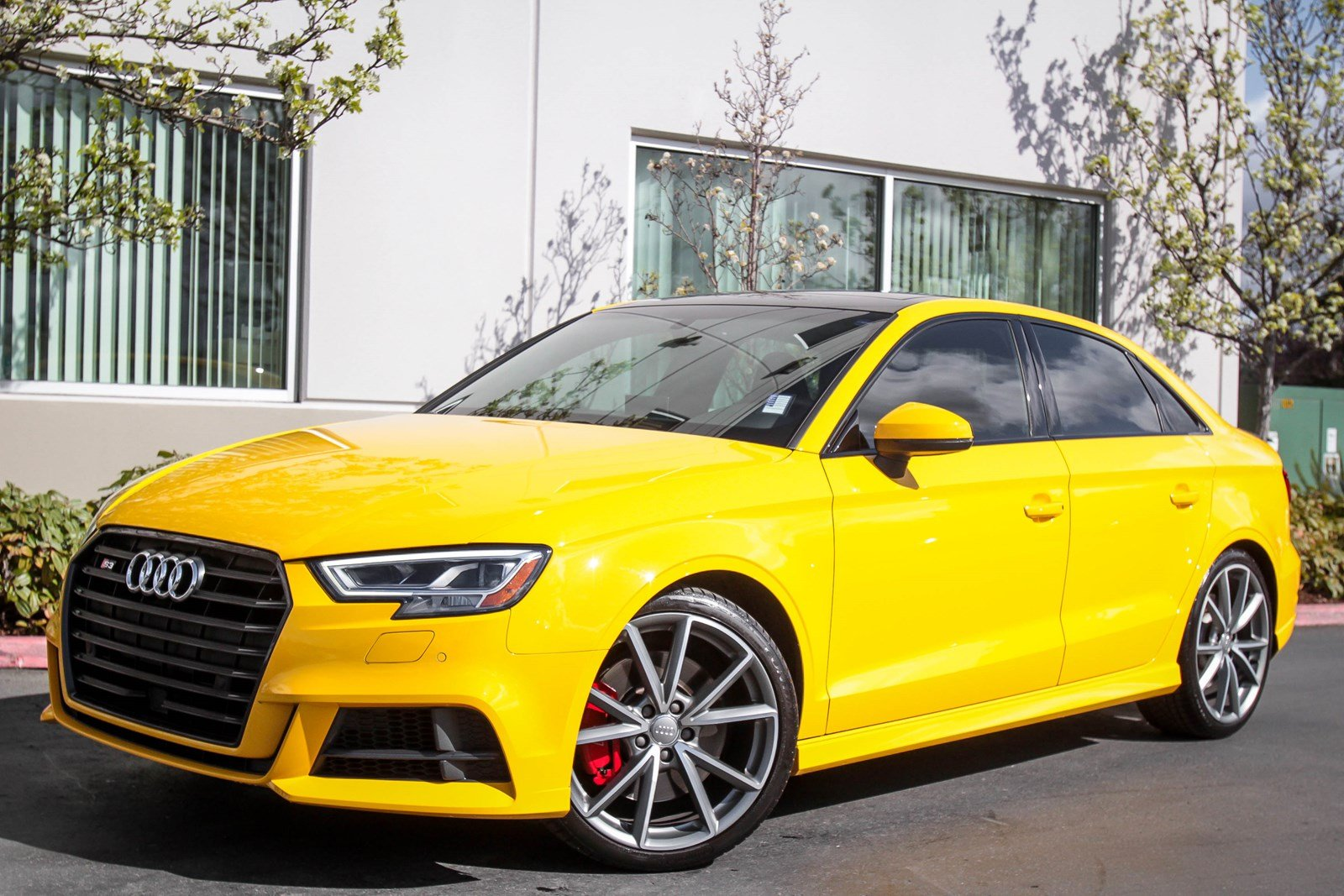 Pre-Owned 2017 Audi S3 Premium Plus