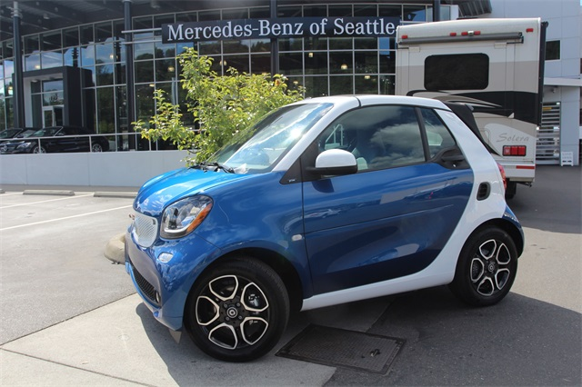 Pre Owned 2017 Smart Fortwo Prime