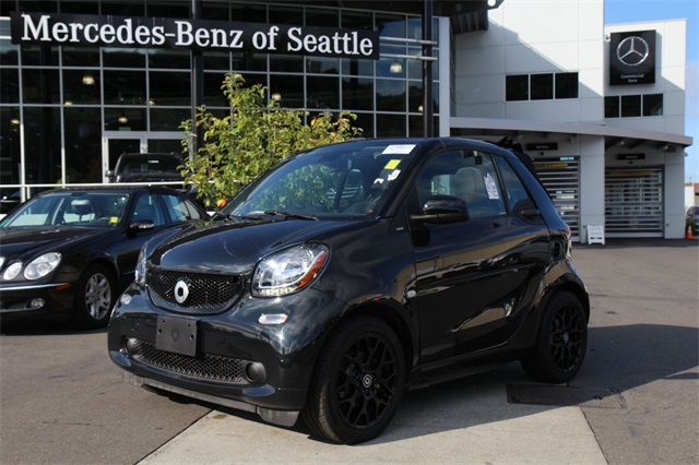 Pre Owned 2017 Smart Fortwo Proxy