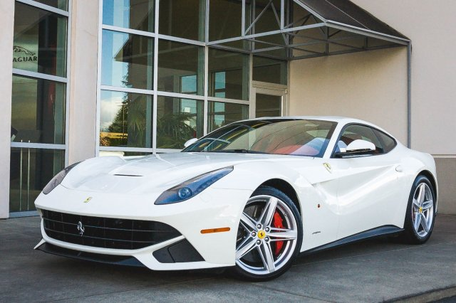 Pre-Owned 2017 Ferrari F12berlinetta 2DR CPE