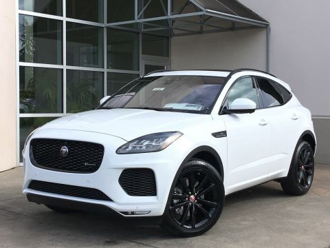 New 2018 Jaguar E-PACE R-Dynamic HSE