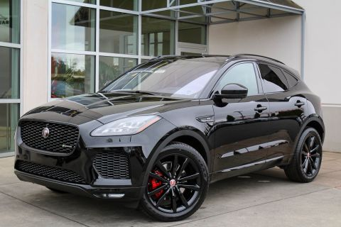 New 2020 Jaguar E-PACE R-Dynamic HSE