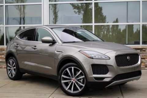 New 2018 Jaguar E-PACE SE