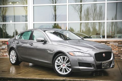 Certified Pre Owned 2017 Jaguar XF 20d Prestige