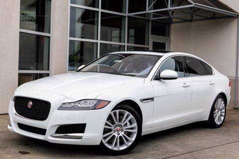 New 2020 Jaguar XF 25t Prestige