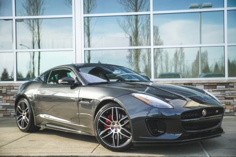 New 2020 Jaguar F-TYPE P300 Checkered Flag Limited Edition