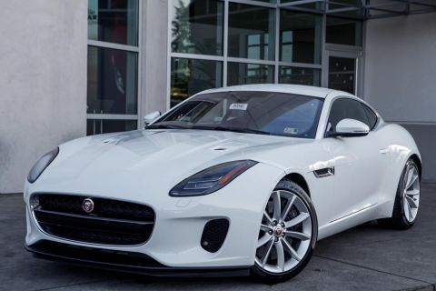 New 2018 Jaguar F-TYPE 380HP