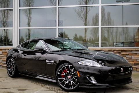 New 2015 Jaguar XK XKR