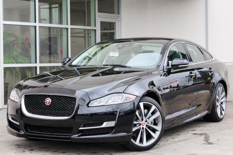 New 2018 Jaguar XJ XJ R-Sport