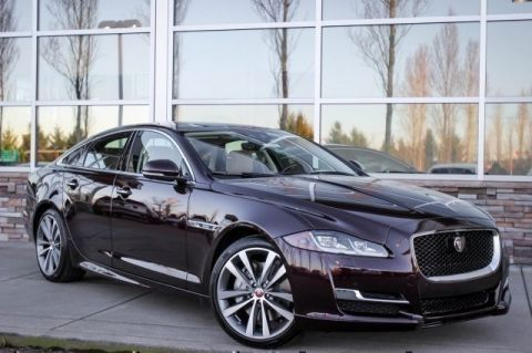 New 2018 Jaguar XJ XJR