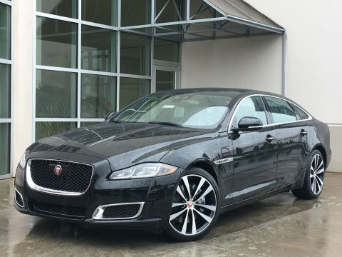 New 2019 Jaguar XJ XJL50 V6