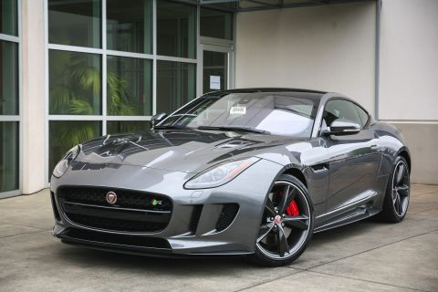 New 2017 Jaguar F-TYPE R