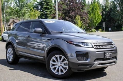 Pre-Owned 2018 Land Rover Range Rover Evoque
