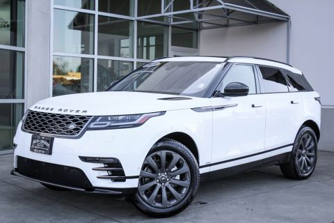 Pre-Owned 2019 Land Rover Range Rover Velar R-Dynamic SE