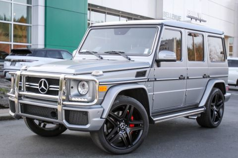 Pre-Owned 2013 Mercedes-Benz G-Class G 63 AMG®