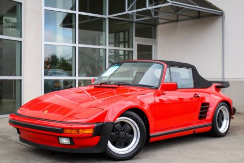 Pre-Owned 1987 PORSCHE 930 TURBO